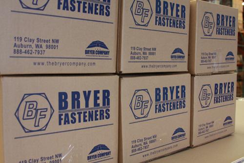 Bryer Fastener Box Image