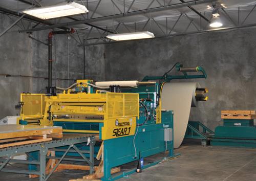 Flat Sheet & Coil Processing Equipment