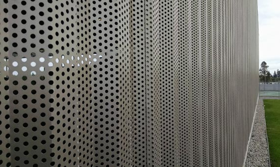The Bryer Company Products Perforated Panels